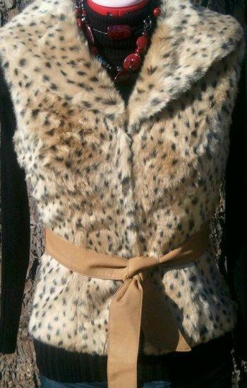 styling faux fur