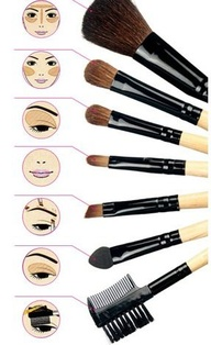 Select the Right Brush